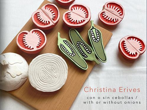 Christina Erives, Catalogue