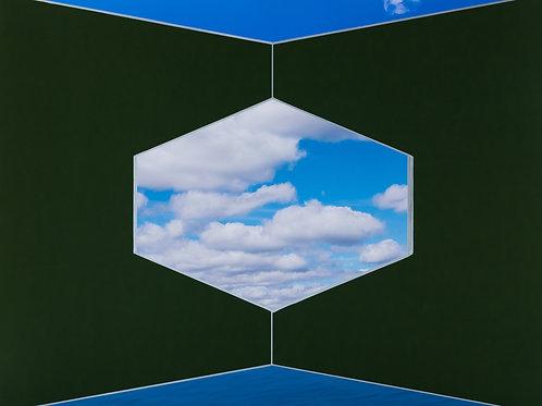 ALYSIA MACAULAY, Moss Green Corner Sky