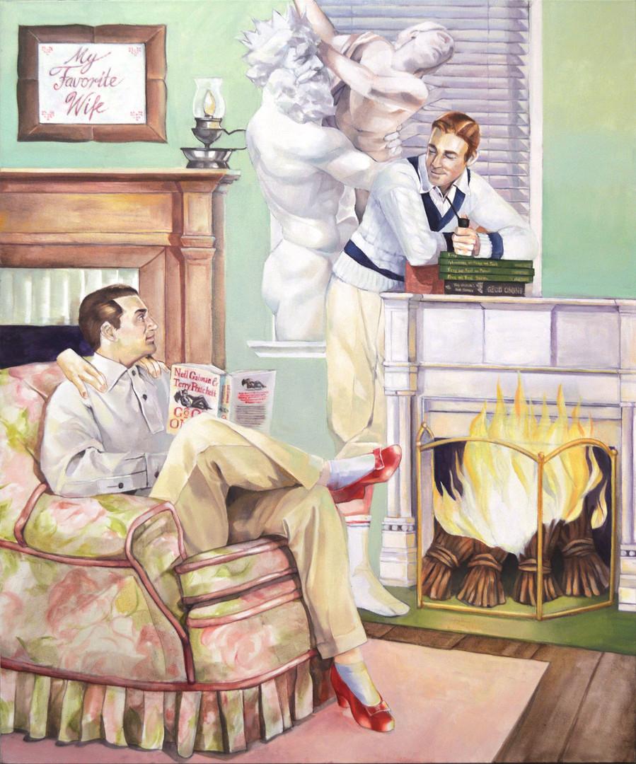Rose Keeffe: My Favorite Wife