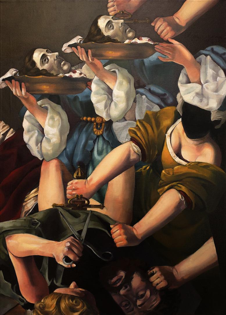 Rose Keeffe: Beheadings