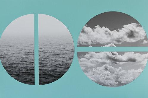 ALYSIA MACAULAY, Split Sea, Split Sky