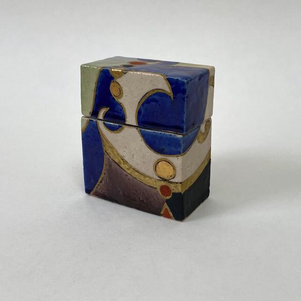 NAKAMURA TAKUO (1945-), Blue Box