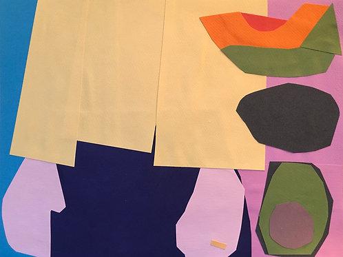 Nancy Gruskin collage