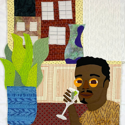 Michael C. Thorpe, Titus Drinking Wine
