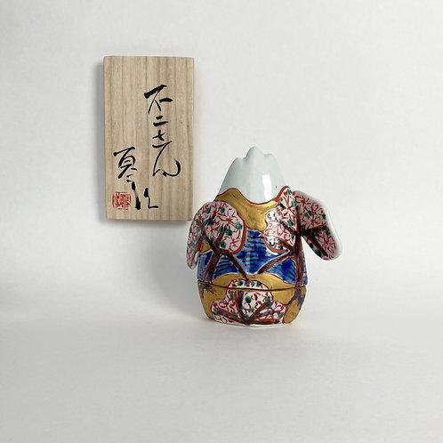 MATSUDA YURIKO (1943), Mount Fuji Incense Caddy
