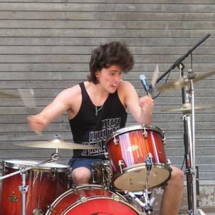 Stephen at Harvard Square 6/22/19