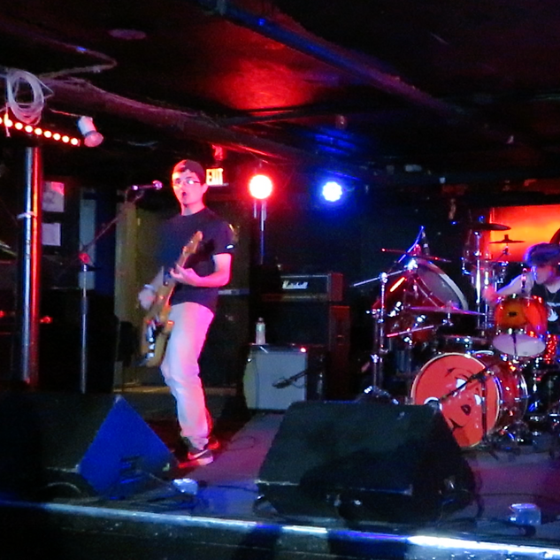 Born Yesterday at the Middle East Downstairs 5/24/19