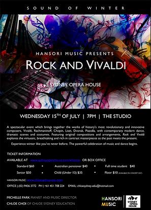 Hansori Music Sydney Opera House Concert