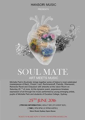 Hansori Music Soul Mate Sydney Opera House Concert