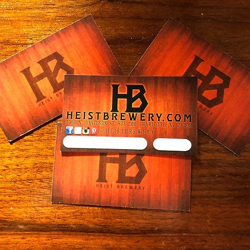 Heist Brewery Gift Card
