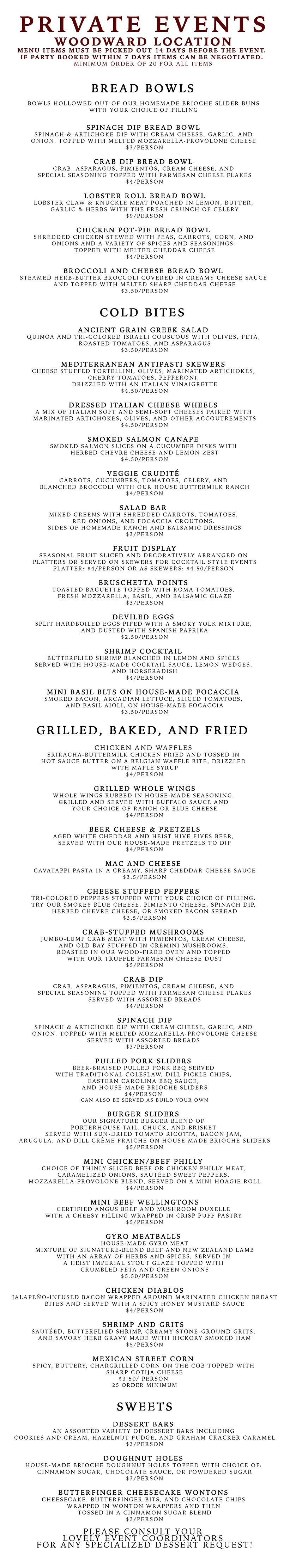 Heist_Brewery_Catering_Menu_Woodward 2-2