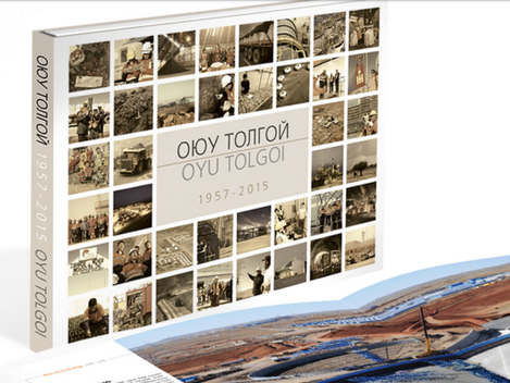 "Oyu Tolgoi release ""The story of Oyu Tolgoi"""