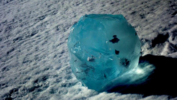 Glacier des Violettes, Pelvoux
