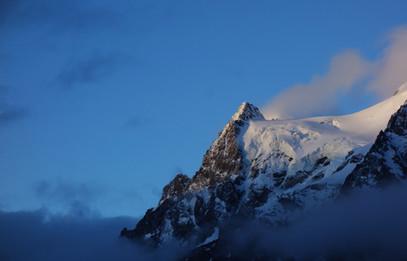 Glacier des Violettes