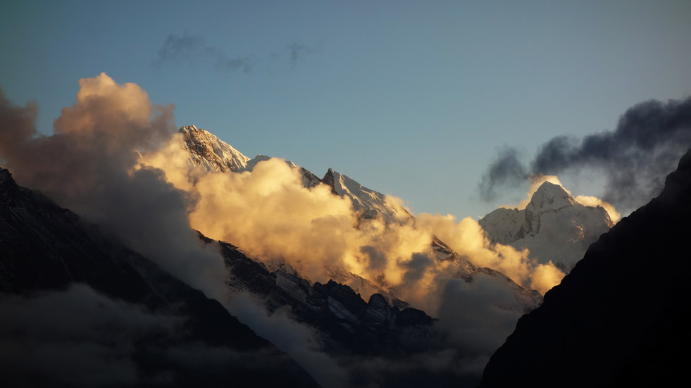 Népal, Tsum vallée