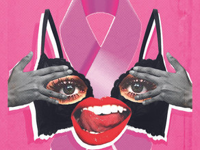 Tits Upon Tyne : BUY A PRINT OF THE MAGAZINE COVER IN AID OF BREAST CANCER