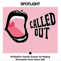 #CalledOut: Natalie Greener On Keeping N