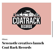 Newcastle creatives launch Coat Rack Rec