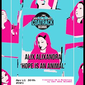Alix Alixandra PR Campaign and Press Release 2021