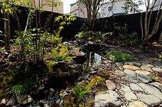 お庭づくり造園