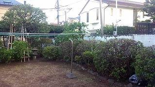 宮前区の植木屋