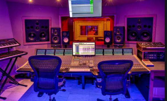 Studio Recording
