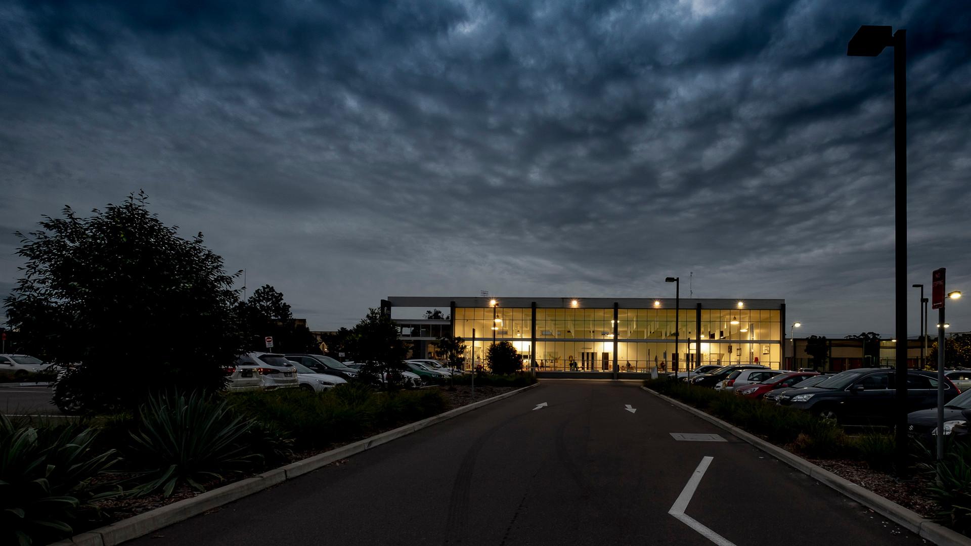 YMCA MARINERS AQUATIC CENTRE