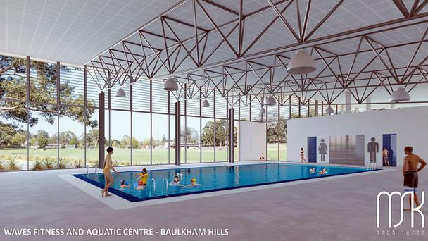 Waves Aquatic Centre
