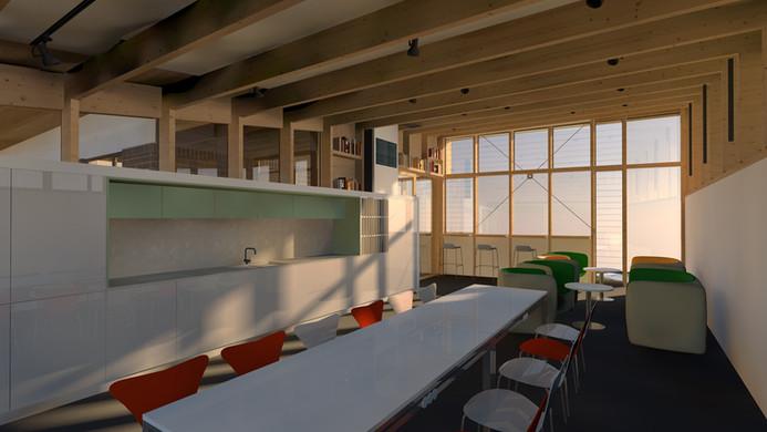 Green Point Christian College Junior Staff Room