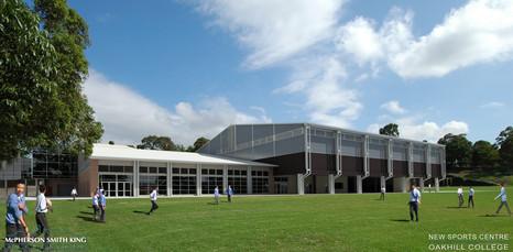 oakhill_college sports complex view b.jp
