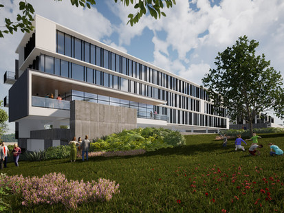MSK Architects designed Mixed-Use Commercial-Industrial development in Rouse Hill has been approved