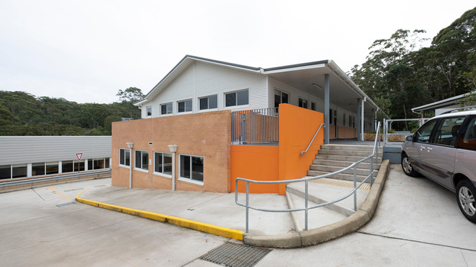 Green Point Christian College Science Bu