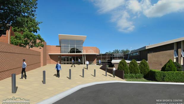 oakhill college sports complex