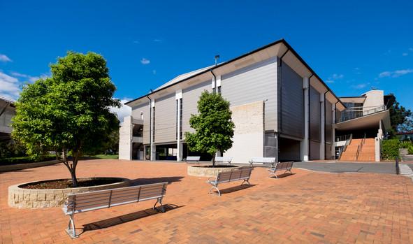 HILLSONG Community Hall