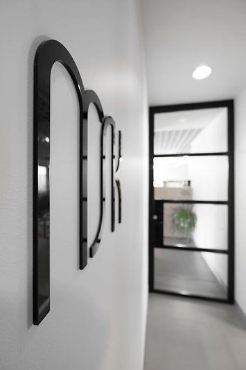 MSK entry hallway
