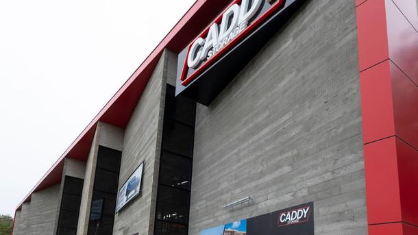 Caddy Storage