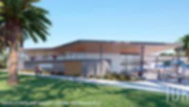 WAVES Fitness and Aquatic Centre Reference design