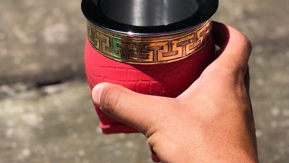 Imperial de acero y bronce Personalizado