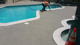 Pool deck resurface - In the process.jpg
