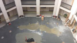 Century waterproofing overlay stencil du