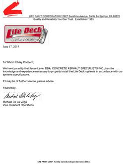 life-deck-certificate