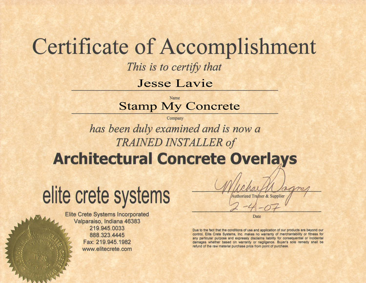 Certificate-of-Accomplishment