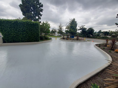 3. Finished - Waterproofing driveway Euc