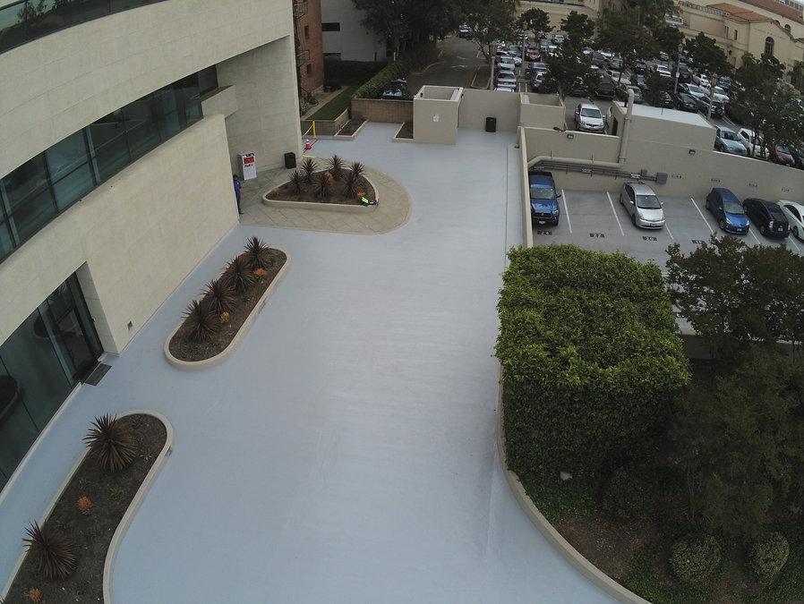 5. Finished Waterproofing driveway Eucli