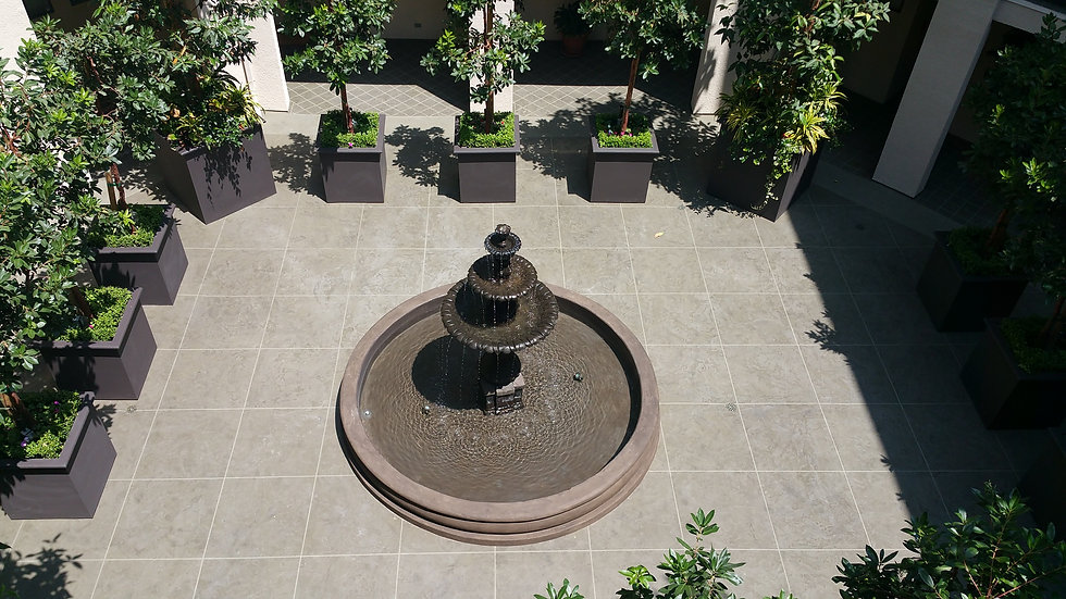 Complete courtyard at century city.jpg