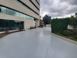 1. Finished waterproofing coating Euclid