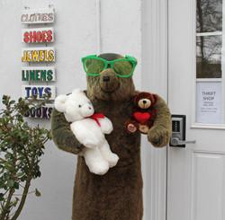Thrift Shop Bear