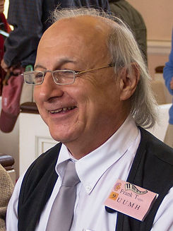friendly smiling picture of frank toppa music director