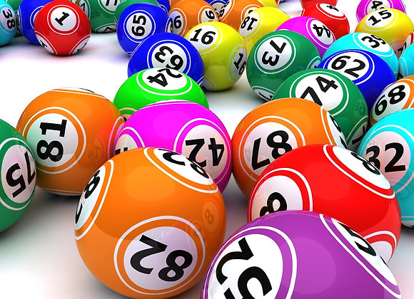 Let's Go Lotto Renew - 1st February 2020 to 31st January 2021