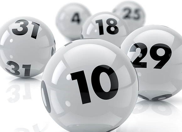 Let's Go Lotto - 1st February 2020 to 31st January 2021